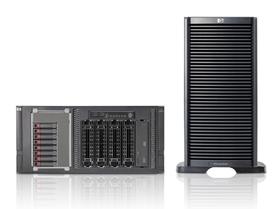 Serwer HP ProLiant ML350 G6 XEON E5620 QC 2,4GHz 12GB 292GB DVD WinServ 08 R2 IB232