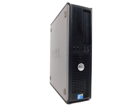 Komputer Dell Optiplex 760 DT Q8400 2,66GHz 4GB 160GB DVD Windows Vista Buisness/Windows XP