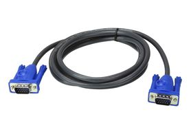 Kabel sygnałowy D-Sub (VGA - VGA) 145cm IB081