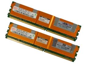 Pamięć RAM ECC DDR2 Hynix 4GB (2x2GB) 2Rx8 PC2-5300F IB138